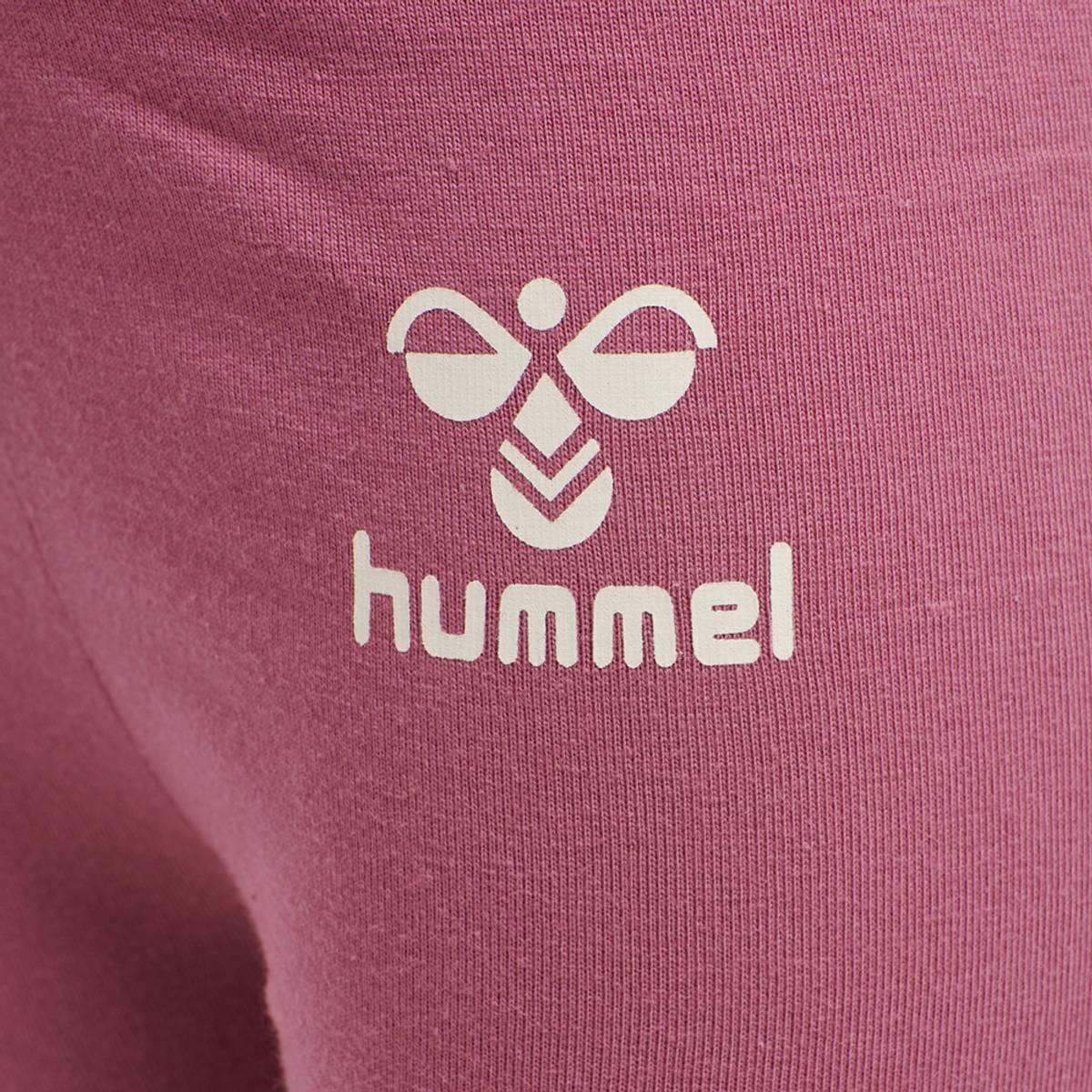 Hummel Maui Tights   Heather Rose