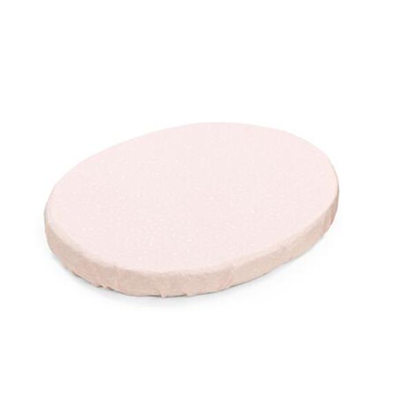 Bilde av Stokke SLEEPI Mini | Laken | Pink Bee