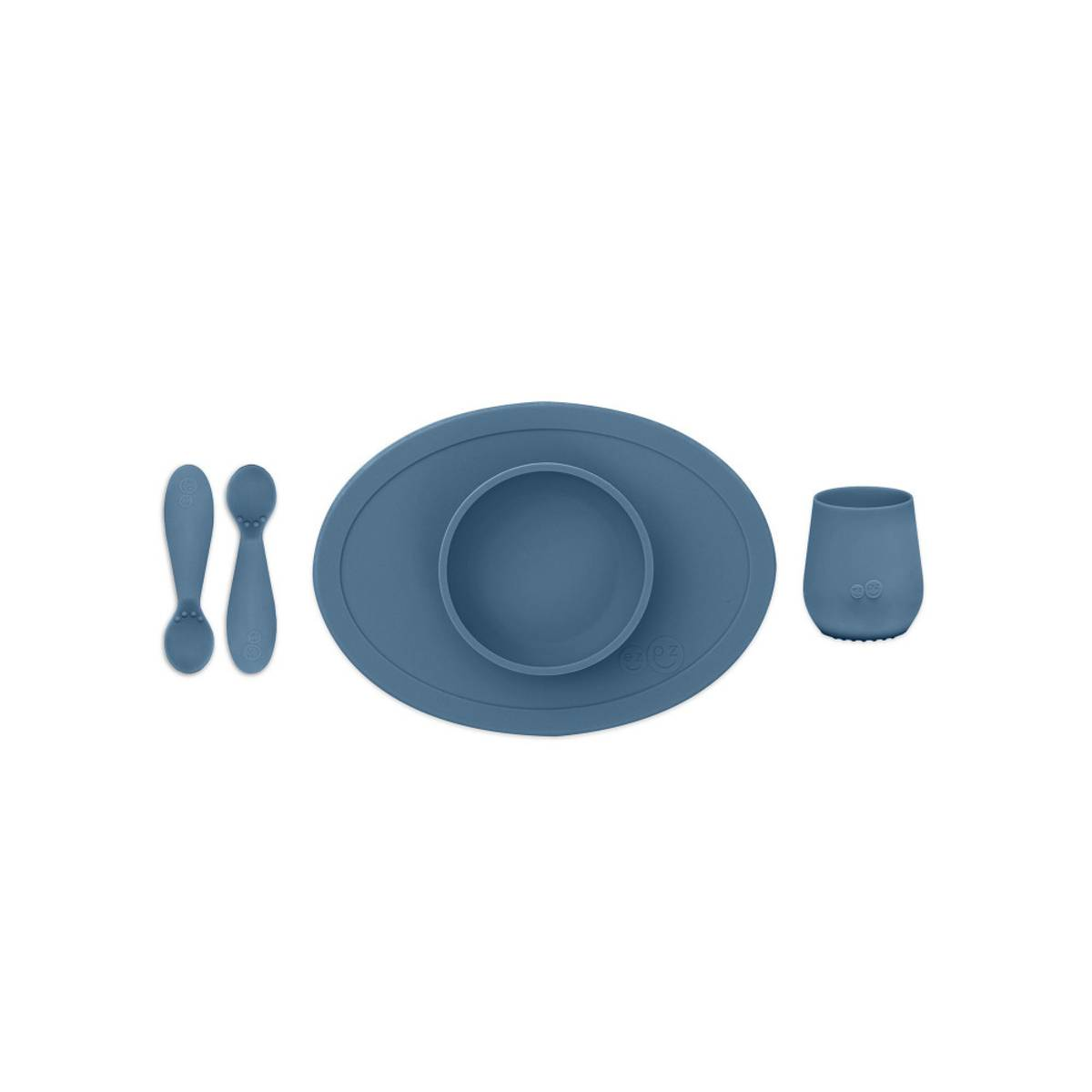 EZPZ First Foods Set | Indigo