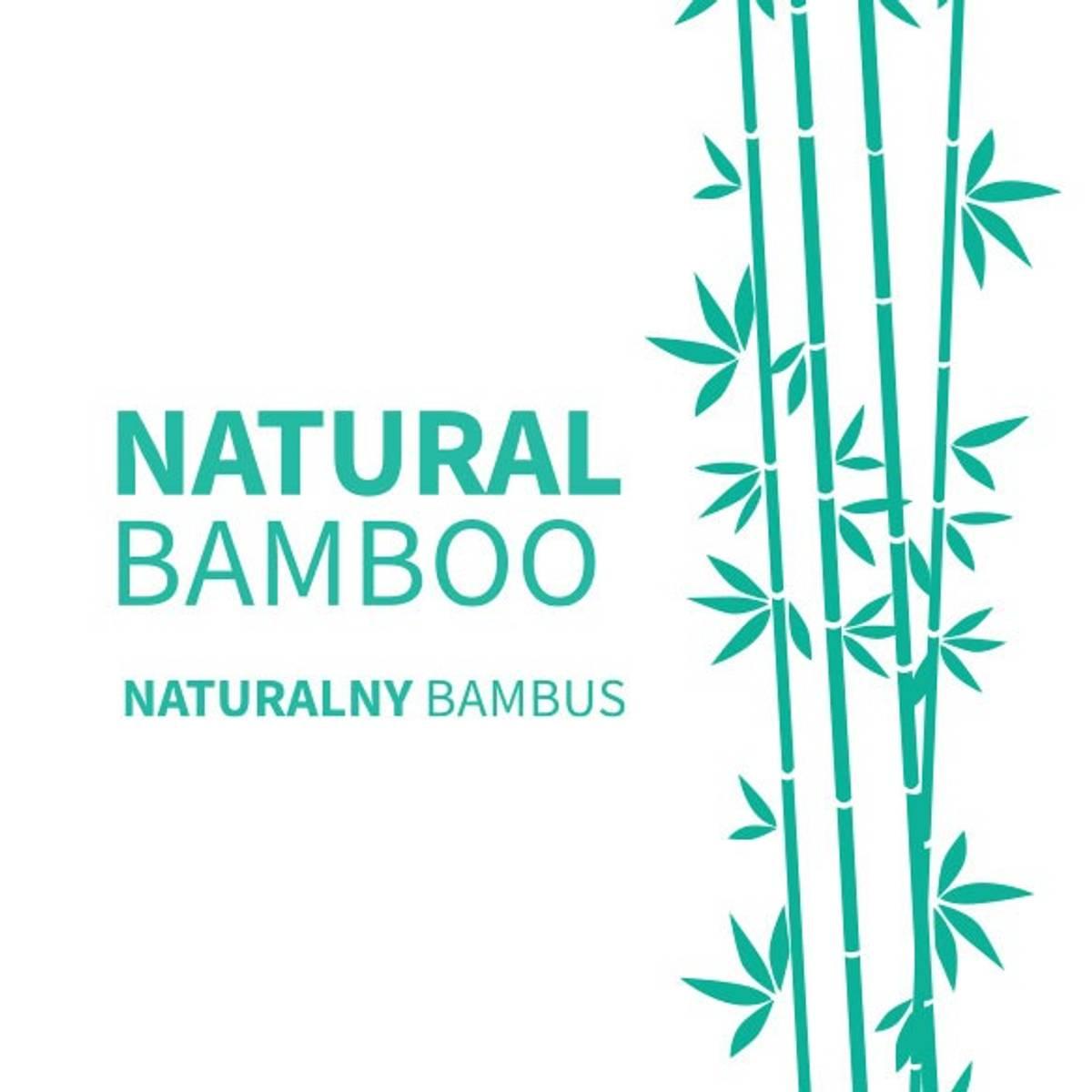 Babyono Hettehåndkle i bambus   Grå