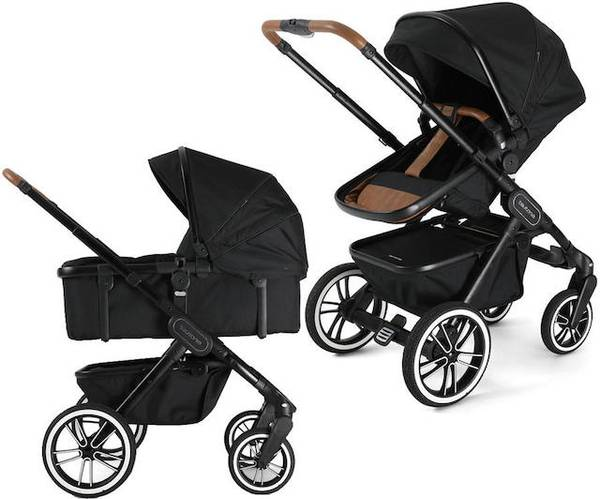 Bilde av Teutonia TRIO 2in1 kombi | Urban Black