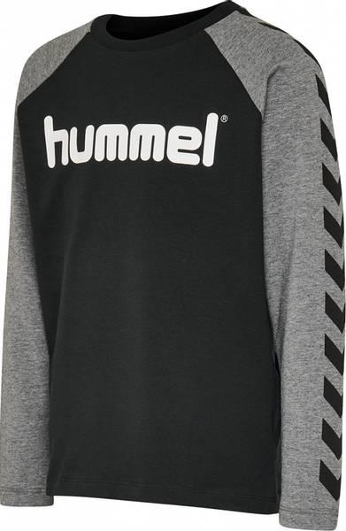 Bilde av Hummel Boys Genser L/S | Black