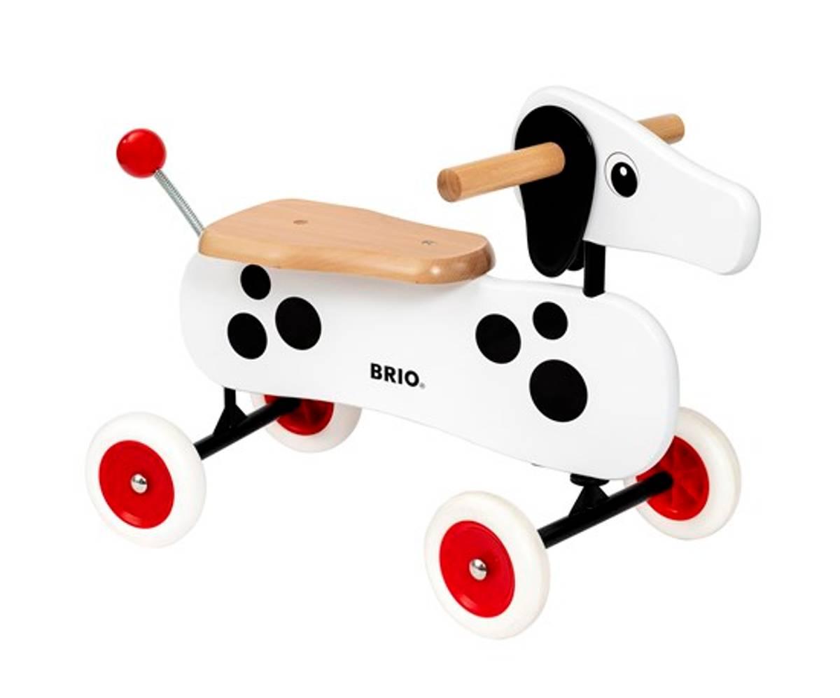 BRIO Sitte på-dachshund