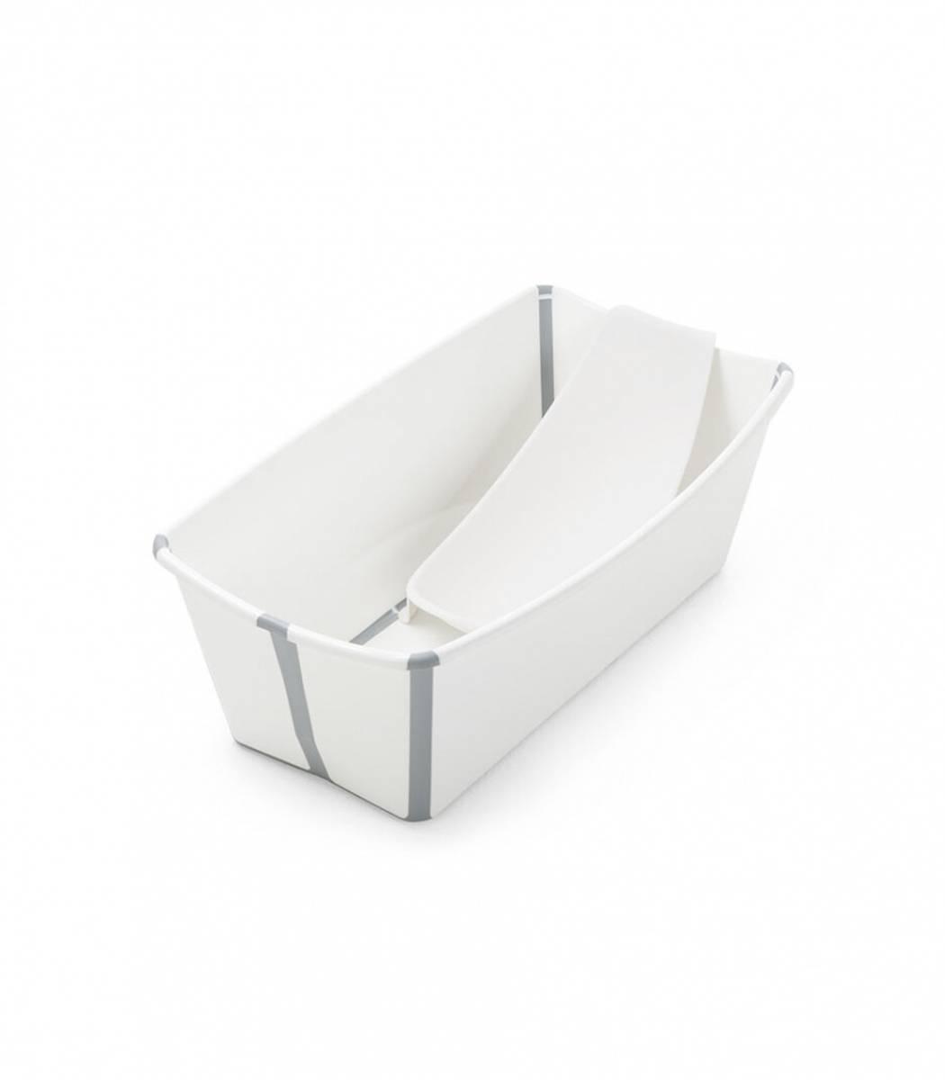 Stokke FLEXIBATH V2 Bundle   White