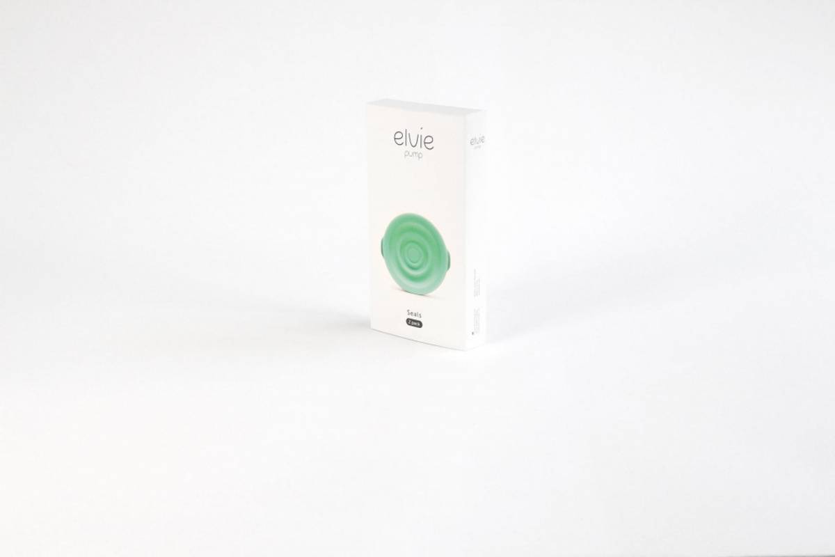 Elvie Pump Seals (2 pack)