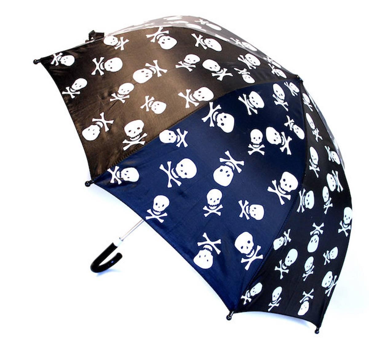 Paraply Pirat