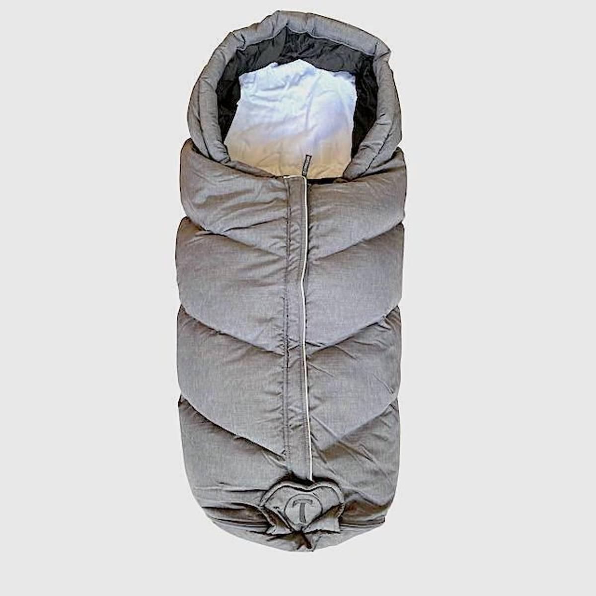 Troller Polar Ull | Vinterpose | Vognpose | Grey Melange