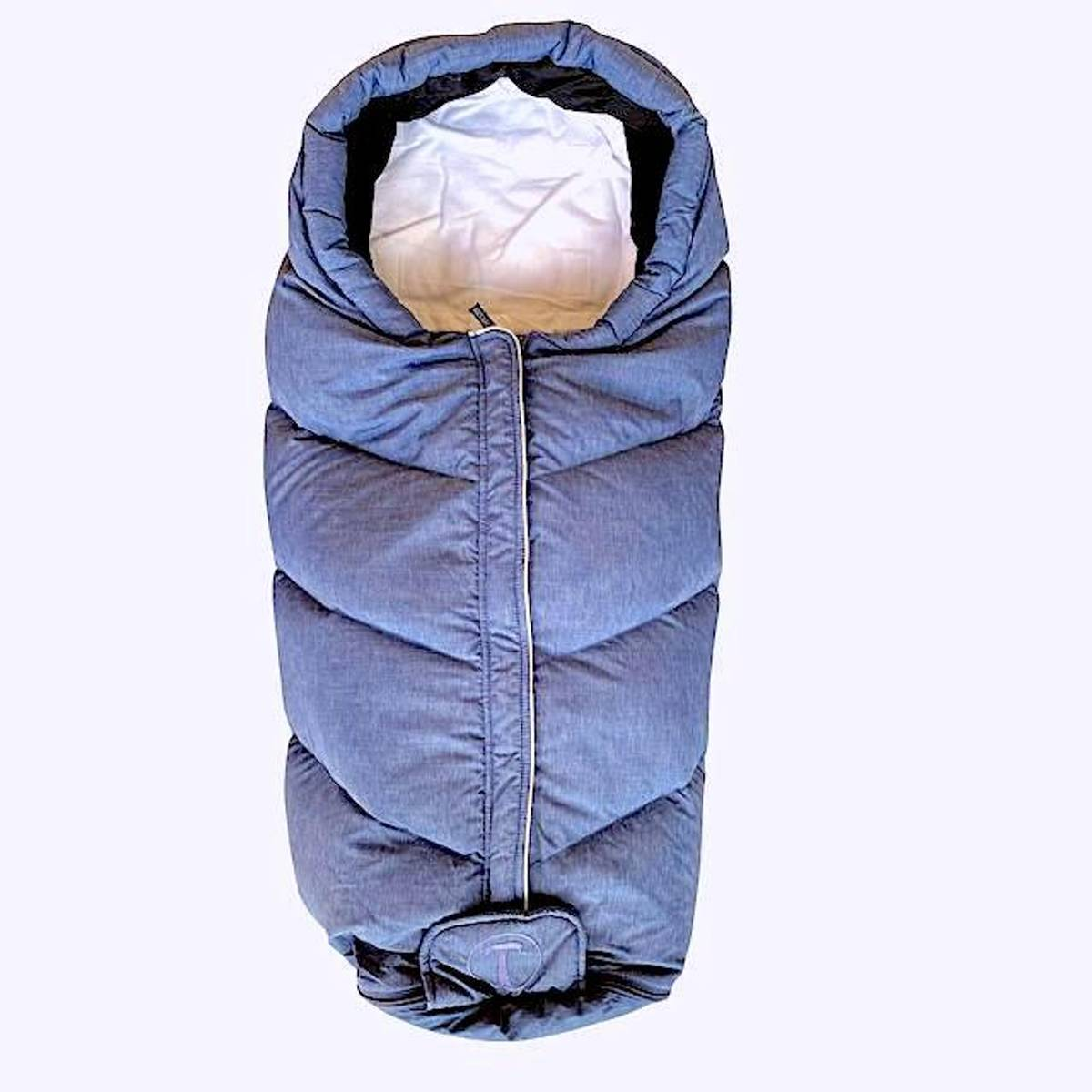 Troller Polar Ull   Vinterpose   Vognpose   Blue Melange