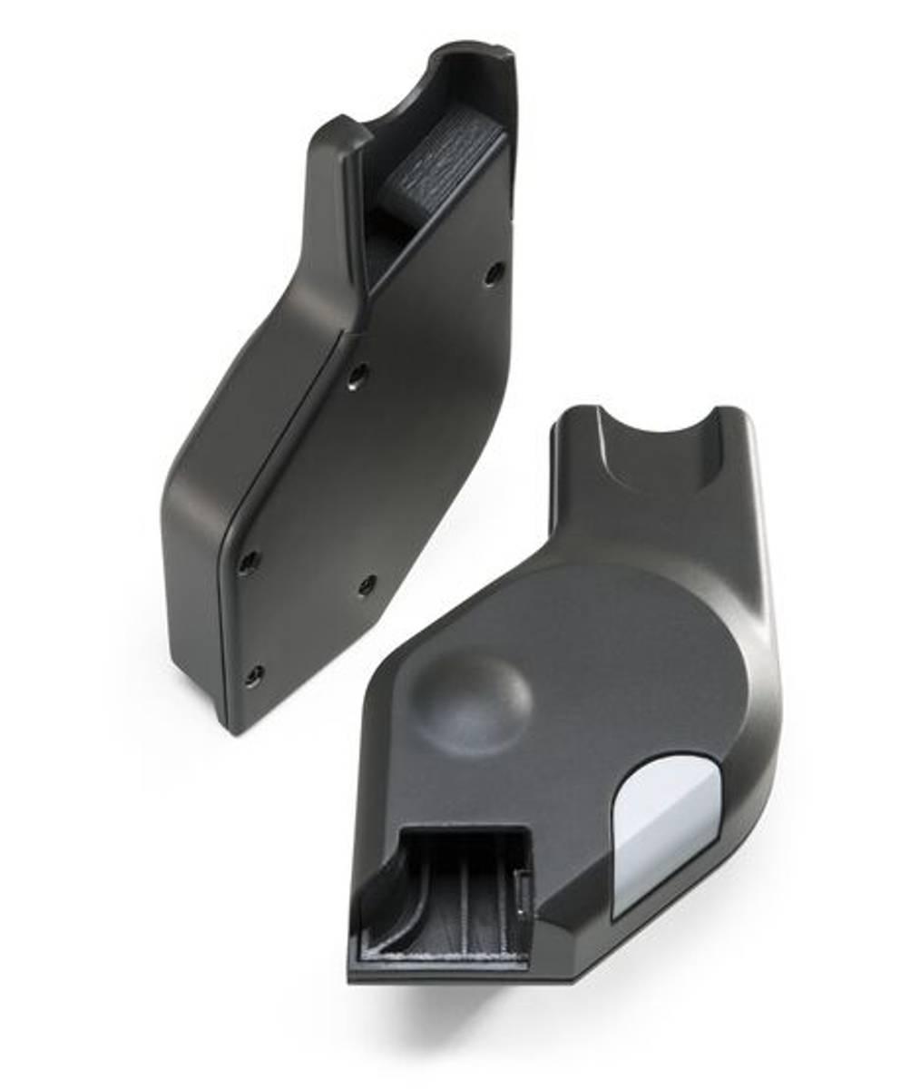 Stokke Bilstoladapter Multi   Black