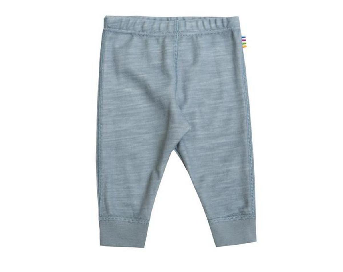 JOHA Ull/Bambus Leggings - Denim blue