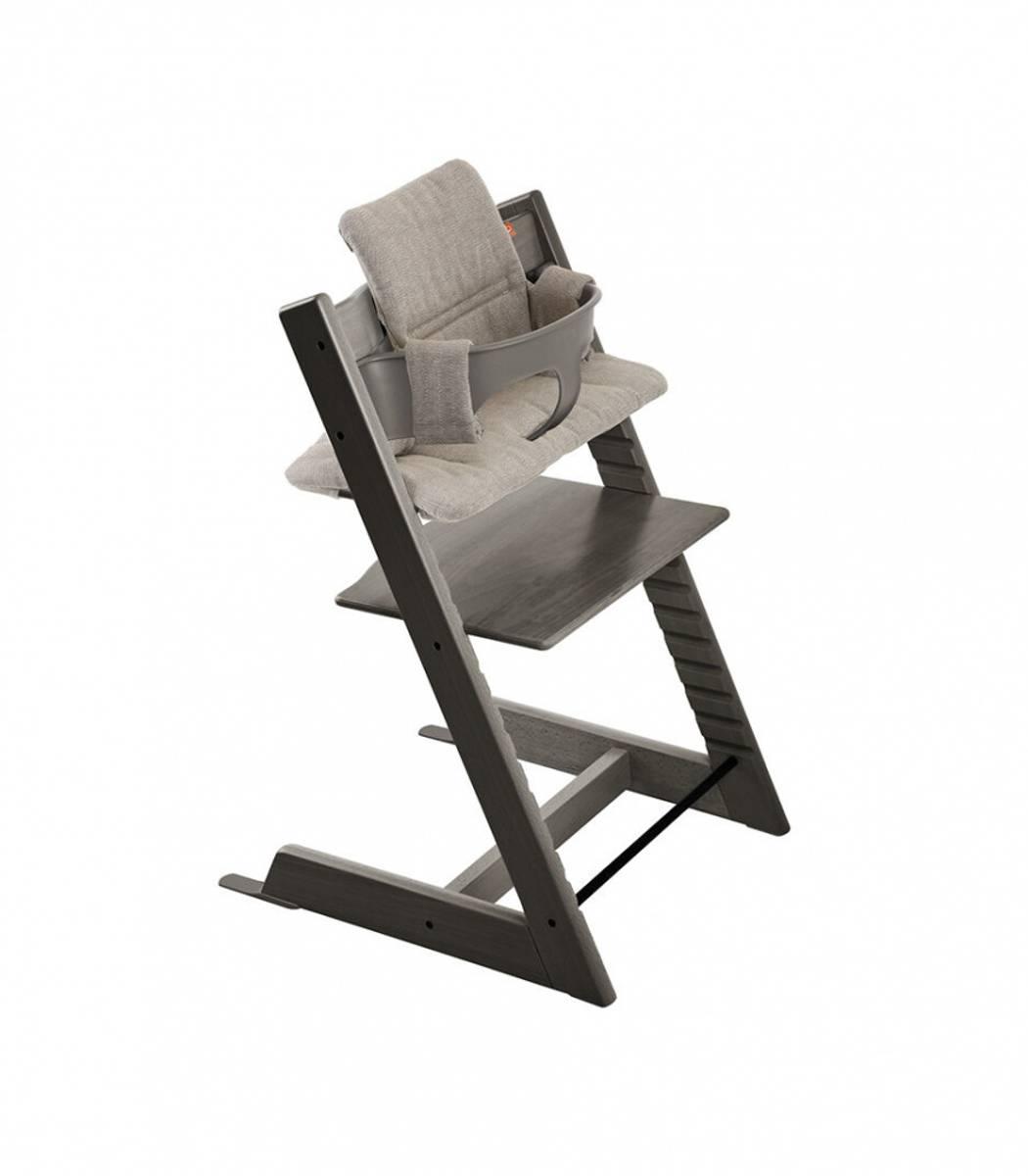 Stokke TRIPP TRAPP Stol | Hazy Grey