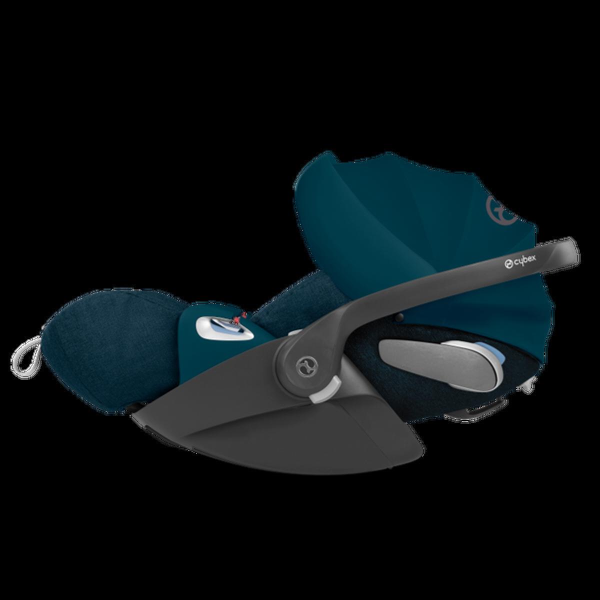 Cybex Cloud Z i-Size Plus | Mountain Blue
