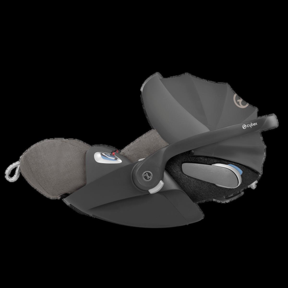 Cybex Cloud Z i-Size Plus | Soho Grey