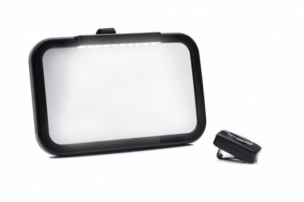 Bilde av Fillikid bilspeil med LED lys