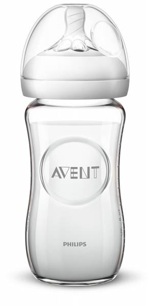 Bilde av Philips Avent | Glassflaske | 240 ml