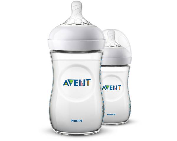 Bilde av Philips Avent | Natural Flaske | 260 ml | 2 pk