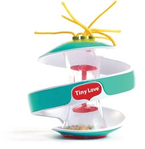 Bilde av Tiny Love Inspiral Rainstick Tourquise