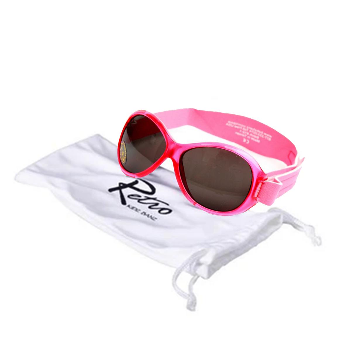 Retro Kidz Banz | Solbriller | 0-5år