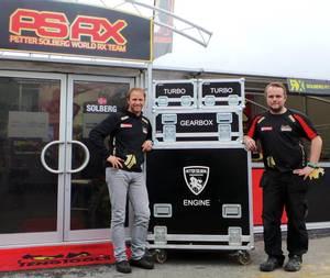 Bilde av Kasser til Motorsport