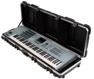 Bilde av SKB 76 Tangenter Keyboardkasse