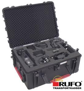 Bilde av HPRC koffert med kamerainnredning