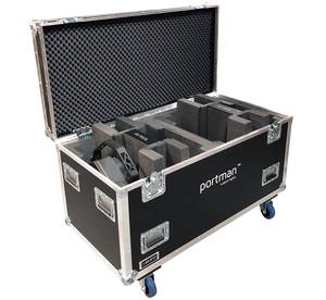 Bilde av Portman P3 - Flightcase