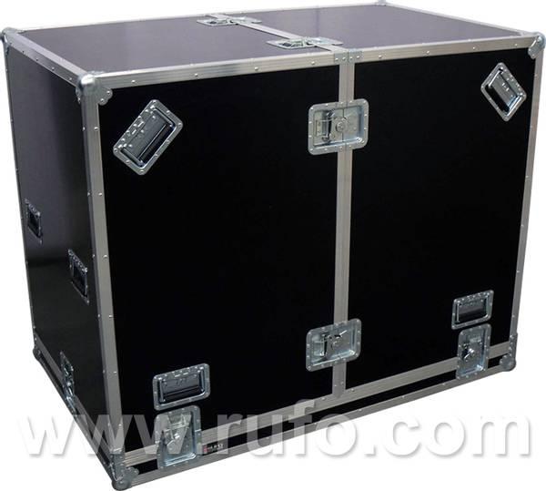 Hammond B3 / C3 (2-lokk) - Flightcase