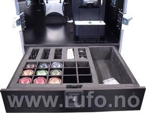 Bilde av Flightcase til kaffimaskin