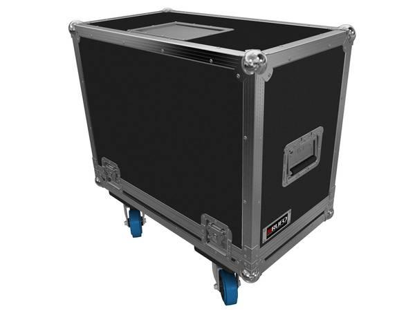 Toneking Metropolian 40w - Flightcase inkl hjul