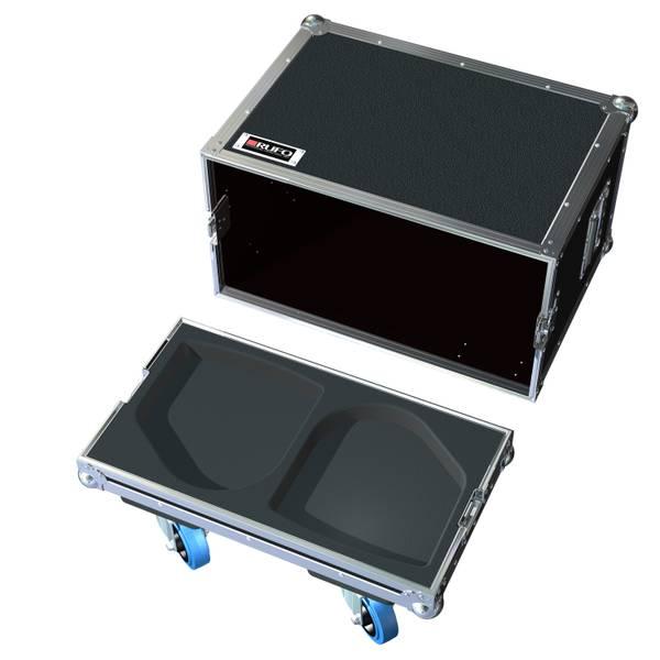 L-Acoustics X8 (2 stk) - Flightcase