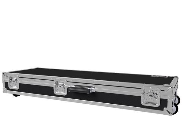Fender Bass VI m/hjul - Flightcase