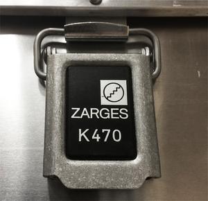 Bilde av Zarges K-470 Haspelås