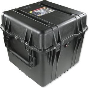 Bilde av Pelicase 0350 Cube Case Koffert