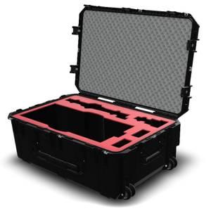Bilde av Skuminnredning i kofferter