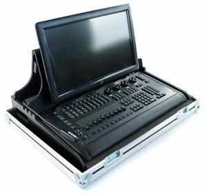 Bilde av Nanohog 4 og Elo Touch 2201L -