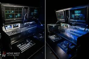 Bilde av TV-produksjons Flightcase