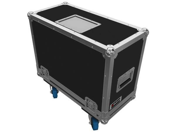 Fender 68 Custom Deluxe Reverb - Flightcase