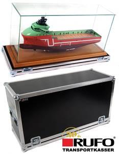 Bilde av Transportkasse til skipsmodell