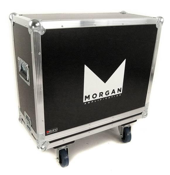 Morgan SW22R Combo - Flightcase