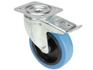 Bilde av Tente Hjul 125 mm m/sving & brems