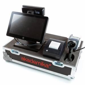 Bilde av Trillekoffert til kassasystem