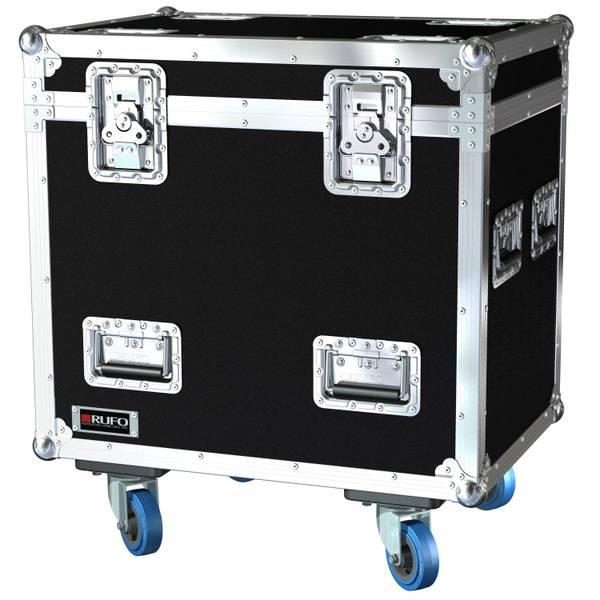 L-Acoustics X15 HiQ (2 stk) - Flightcase