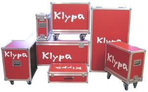 Bilde av Rufo Klypa flightcases