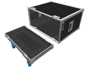 Bilde av Fender Vibroking 2x12 - Flightcase