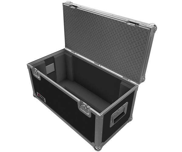 Hiwatt Custom 100 Top - Flightcase