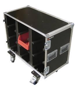 Bilde av Flightcase til hardware
