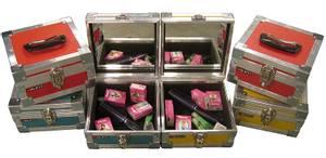Bilde av Sminkekoffert med speil
