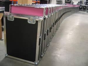 Bilde av Rack kofferter