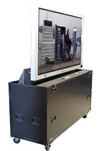 Bilde av Flightcase til Panasonic 65 tommer