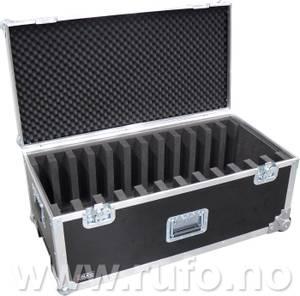 Bilde av Flightcase til 12 stk laptop